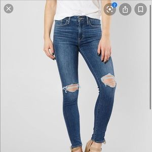 Levi 721 High Rise Skinny Size 26